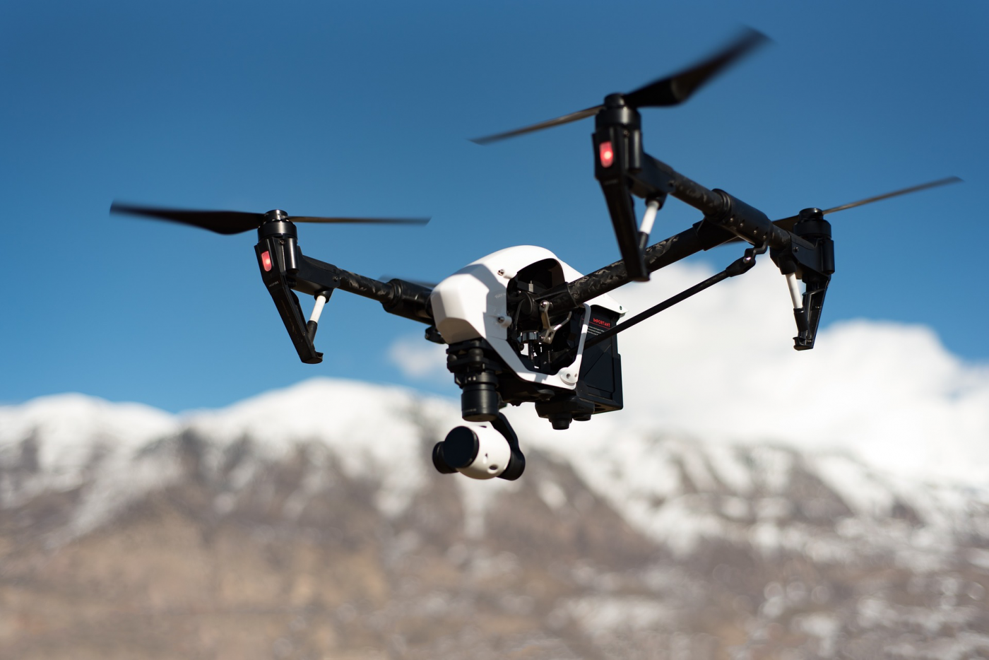 The Benefits Of Using Drones For Your Next Video Production