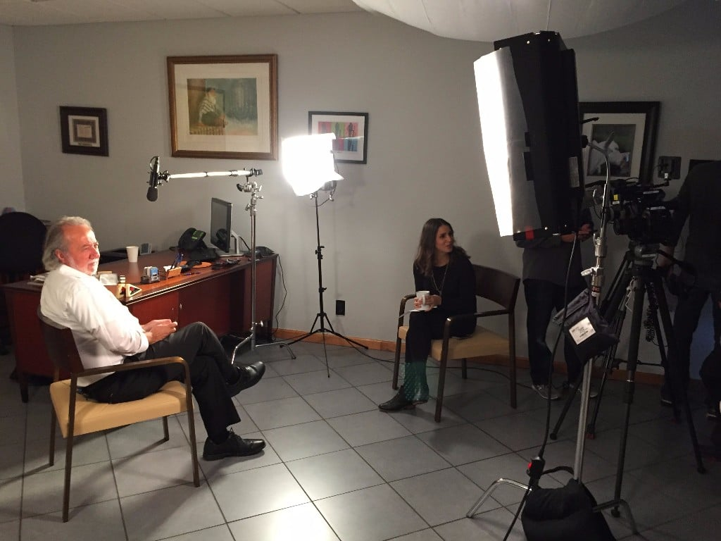 Anderson Foods interview