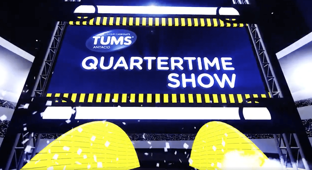 Heartburn Battle: Tums teams up with ASL for Superbowl Campaign