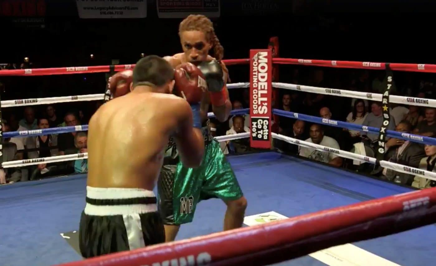 ASL Productions Livestreams Boxing Matches for New Series