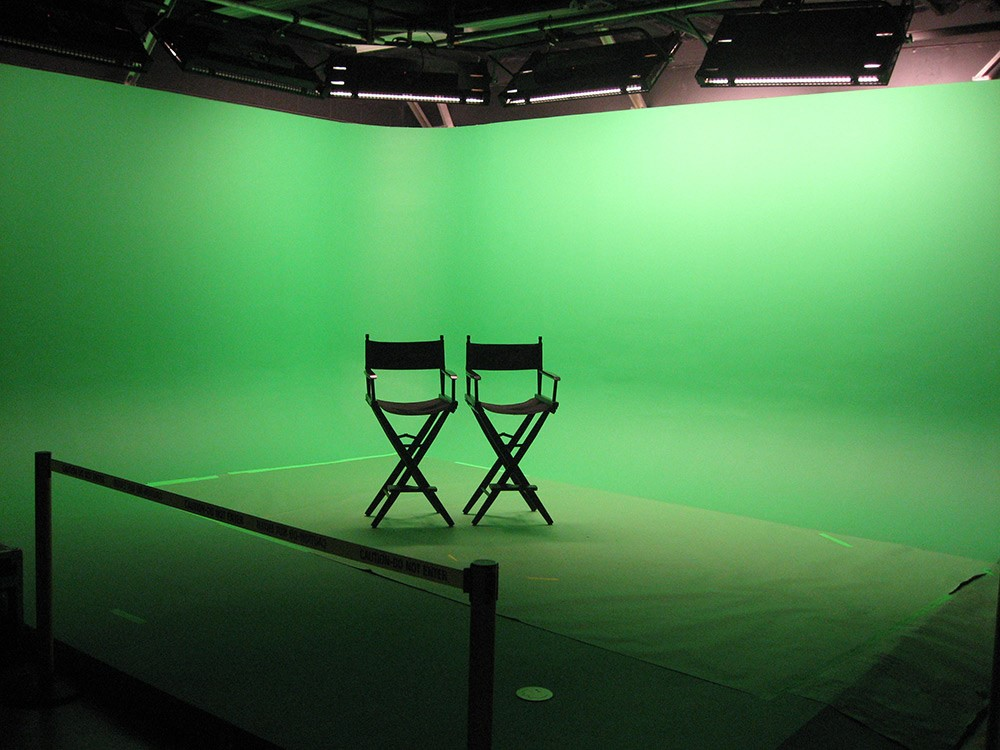 How and Why We Use Green Screens