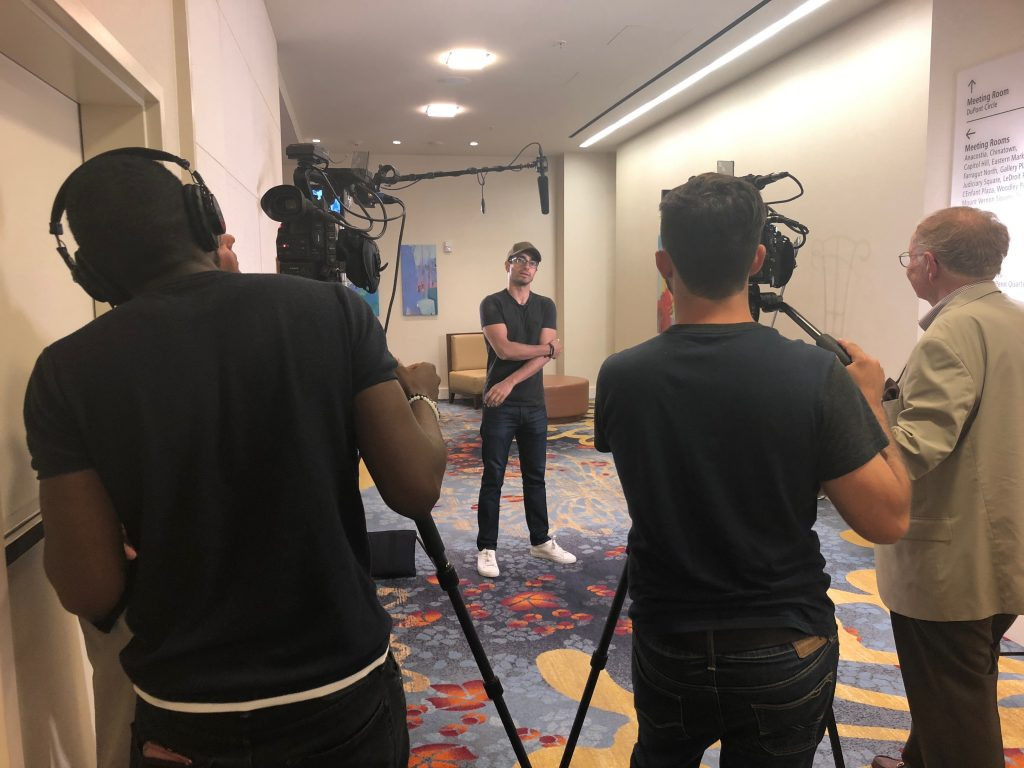 ASL Provides Corporate Video Production Support All Over the Mid-Atlantic