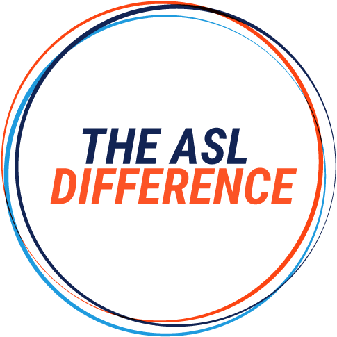Why ASL
