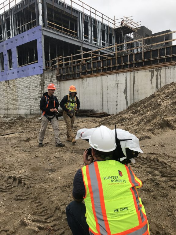 The Process: Producing a Construction Safety Video