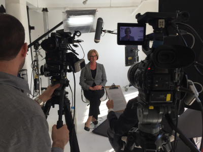 multi camera interviews