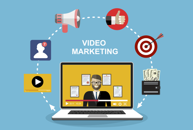 WHY YOUR MARKETING STRATEGY MUST INCLUDE VIDEO