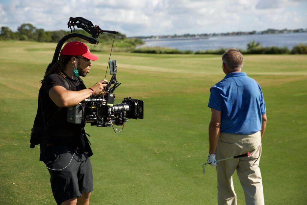 social distance video production